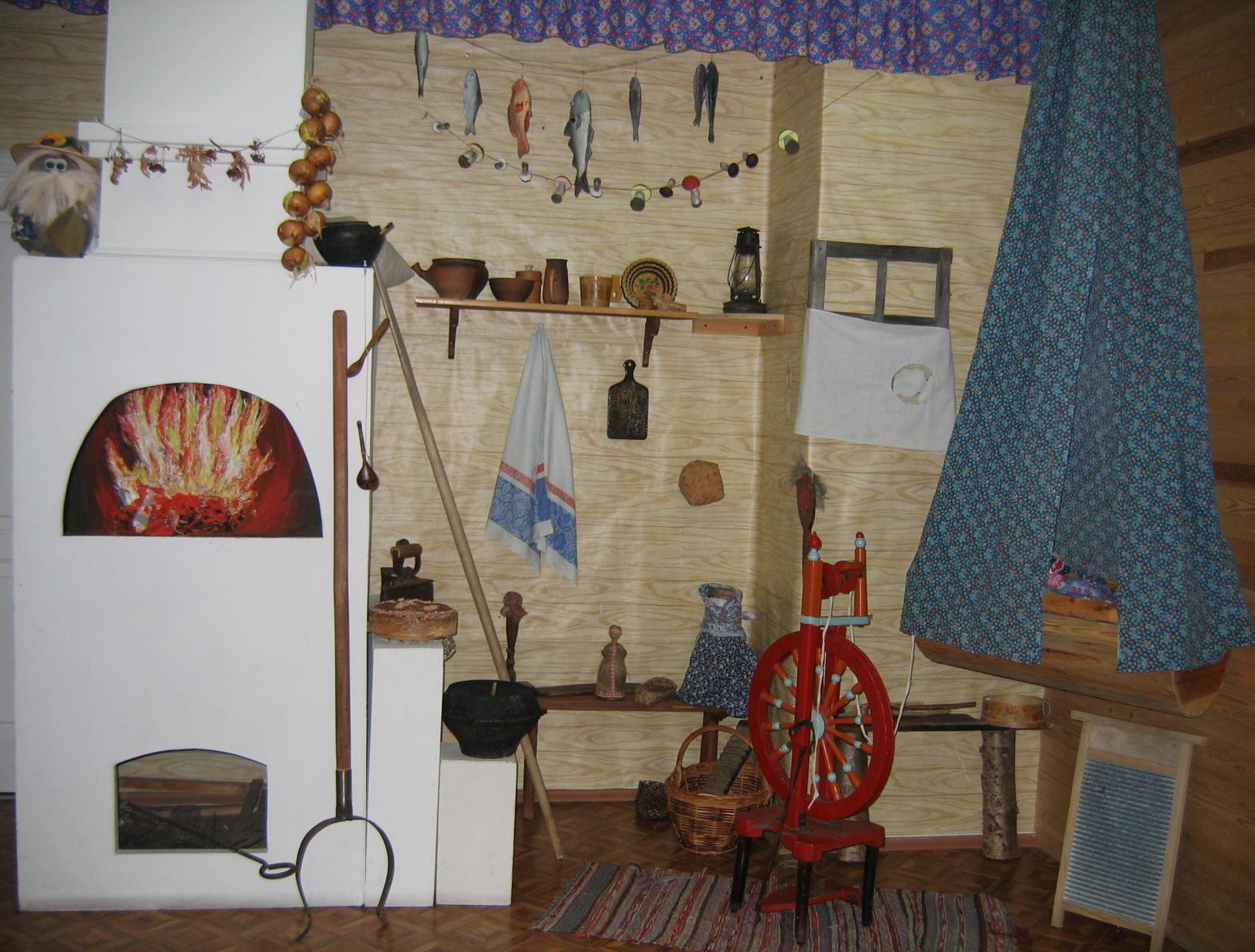 детский открытый музей